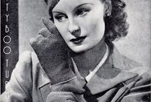 Peggy Chester - Pattern Model / Information on and pictures of Peggy Chester and her modelling career.