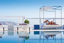 Grace Mykonos Hotel / The laid back and extremely luxurious Grace Hotel in Mykonos, for exclusive discounts visit http://www.mediteranique.com/hotels-greece/mykonos/grace-mykonos/