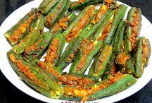 Stuffed Okra/Bhindi Recipe