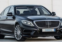 Our fleet / Travel with style and comfort with Green Chauffeurs.