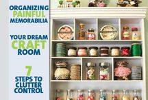 MY CRAFT ROOM PUBLICATIONS / Magazines that I have had the privilege of my craft room being published in....thanks HGTV, WHERE WOMEN CREATE, STORAGE SOLUTIONS and GETTING ORGANIZED http://reginaeaster.blogspot.com/