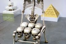 Dem bones / by Barbe