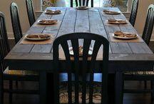 DIY furniture / by Debra Treffry Clark