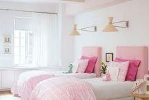 Home: Big girl bedroom