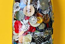 BUTTONS, A love affair! / by Ann McKane