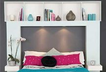 Bedroom Ideas / by Tina Serafini