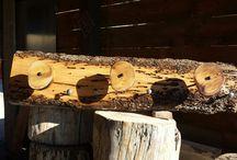 legno di briccola