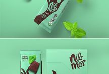 Colourful packaging