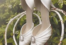 White Heels / White heel - canvas I can create on it everything you've ever dreamed.