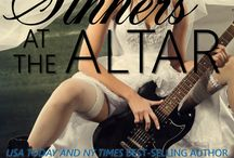 Sinners at the Altar / Inspiration for the next chapters in Sinners on Tour!