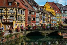 Alsace and nearby