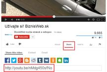 FAQ: Inserting video files from YouTube.com - widget You Tube video / Do you want to have video on your website? It is very easy! See our Faq: http://www.bizwebs.com/a/609