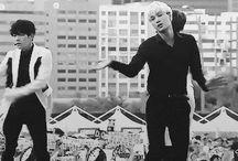 EXO + NCT