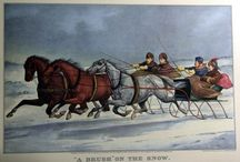 Currier and Ives / by Chris Schaefer