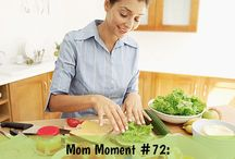 Mom Moment / As a mom we all experience special moments unbeknownst to everyone else.