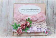Kartki na ślub, rocznicę ślubu, wieczór panieński i kawalerski / To tylko część moich prac :) Jeśli podobają ci się i chcesz je mieć to zapraszam do kontaktu: cohenna@o2.pl