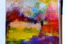 Dessins abstraits