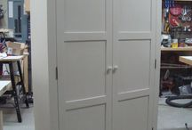 Laundry pantry project