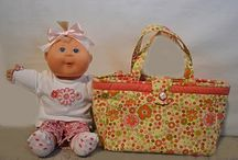 Cabbage Patch dolls / by Newell-Anne Smith