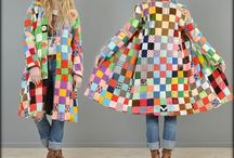 vintage quilts - reclaimed