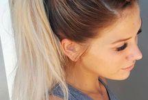 Peinados cola