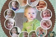Идеи для фотоальбома ребенка