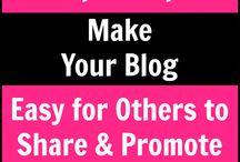 Blog tips / by Cara L