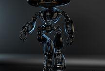 Robots - machinery