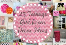 Girl Room Decor