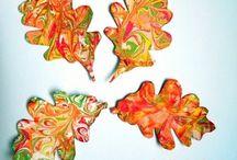 Leaves Preschool Theme
