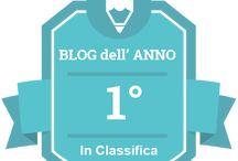 Concorso blog dell'anno
