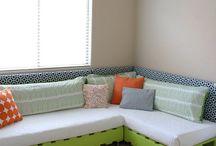 Furniture ideas / Indoor