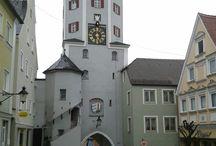 Ein erster Spaziergang durch Günzburg