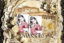 Scrapbooking / by Andie {Paper Pile Princess}