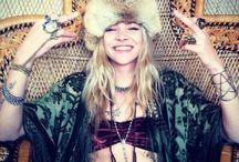 Gypsy, hippie etc