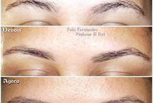 Eyebrow Design by Fabi Fernandes / This is my work.