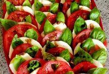 * Salades