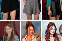 Lydia martin/Holland roden inspired
