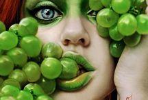 green / by Kristey Pappan
