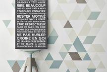 Wishlist déco et meubles / Liste d'envies décoration et meubles pour aménager la maison
