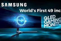 Samsung: QLED Gaming monitor