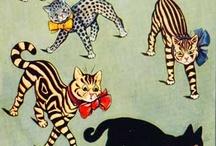 gatinhos pelo caminho / gatos