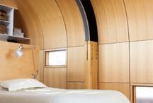 Plywood interiors
