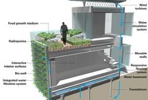 Architecture: Sustainable / Sustainable architecture design