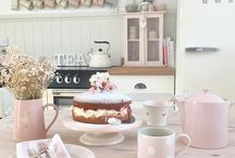 Bake in a nice place...