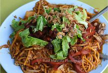 Penang Food / Appetizing and authentic food of Penang.