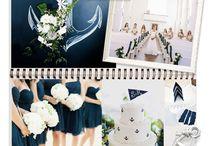 Navy Style Wedding