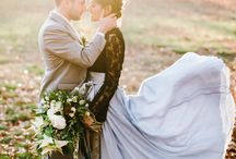 Holiday Inspired Vow Renewal