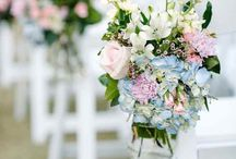 WEDDING AISLE MARKERS