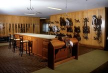 Ideas for tack rooms